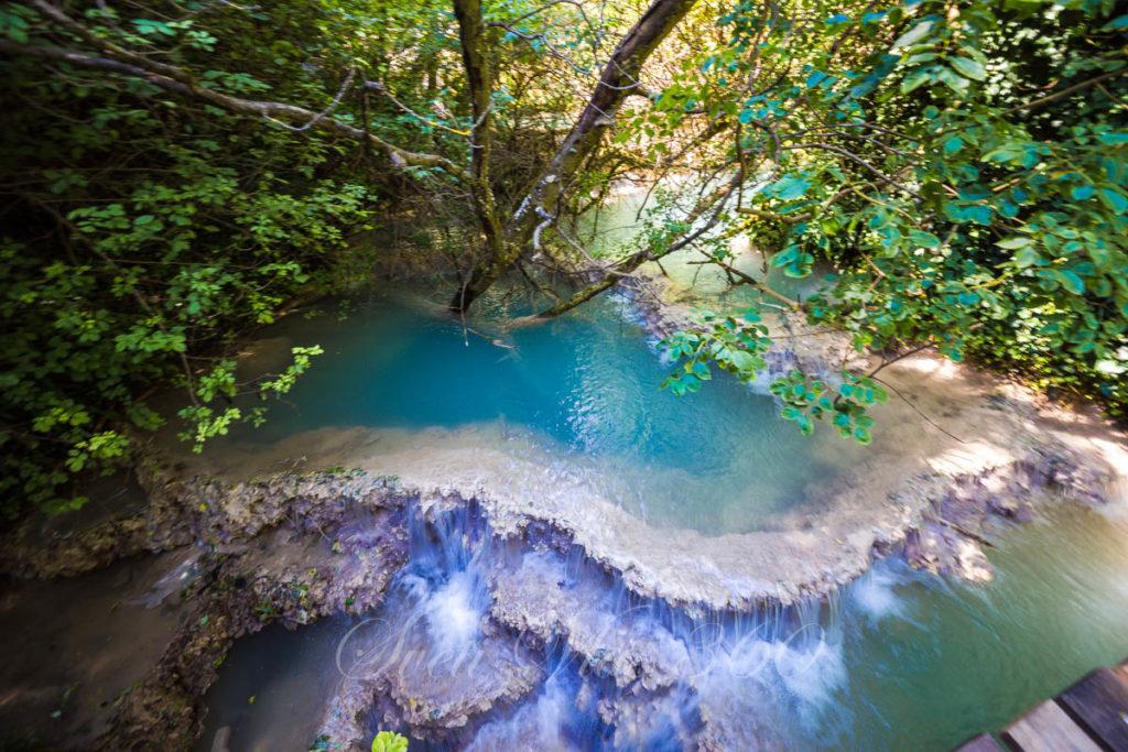 Достопримечательности Болгарии, Крушунские водопады