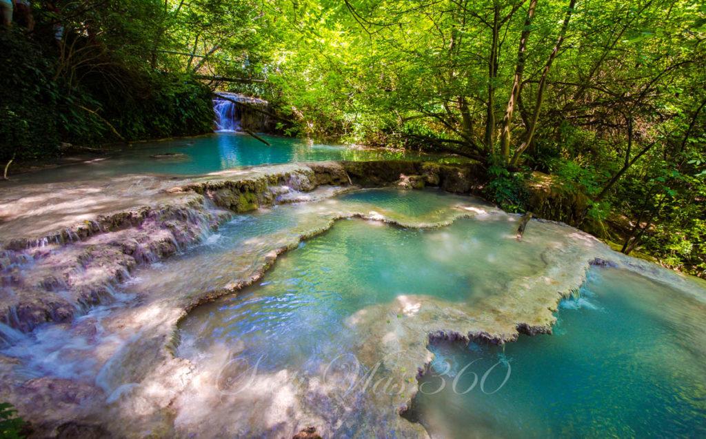 Достопримечательности Болгарии, Курушунские водопады