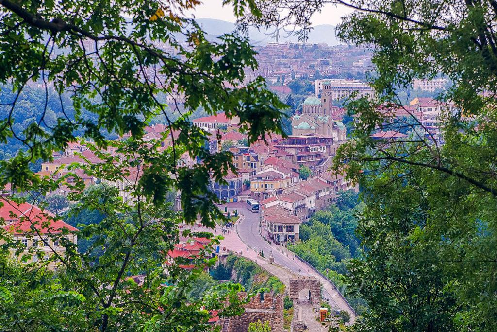 Велико Тырново. Достопримечательности Болгарии