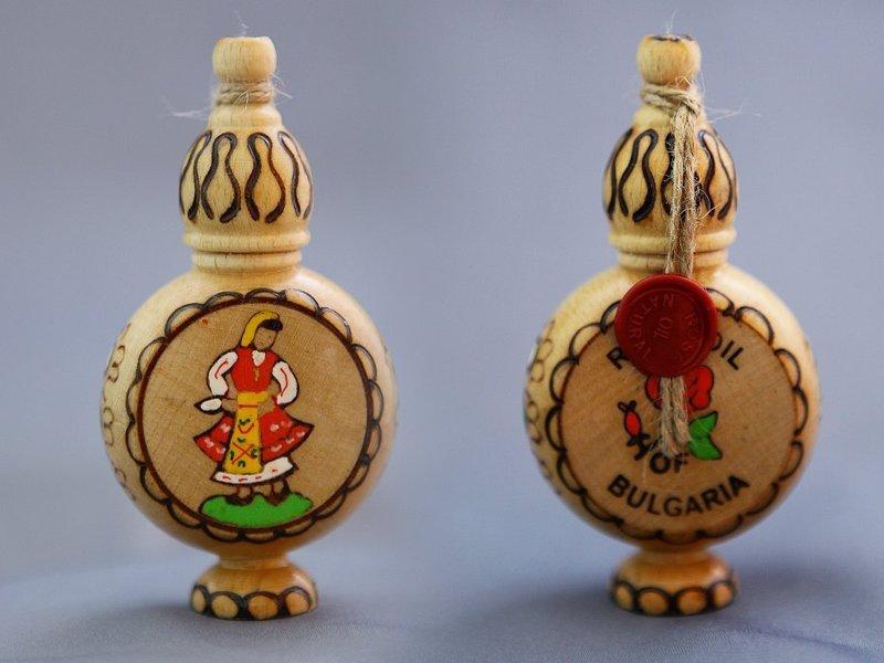 розовое масло Болгария