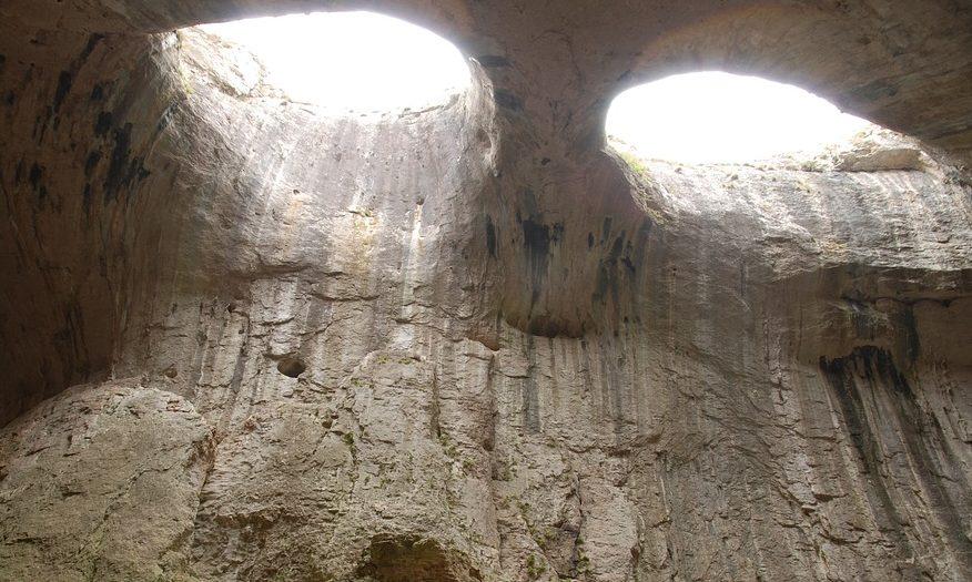 Пещера Глаза Бога (Проходна) Болгария
