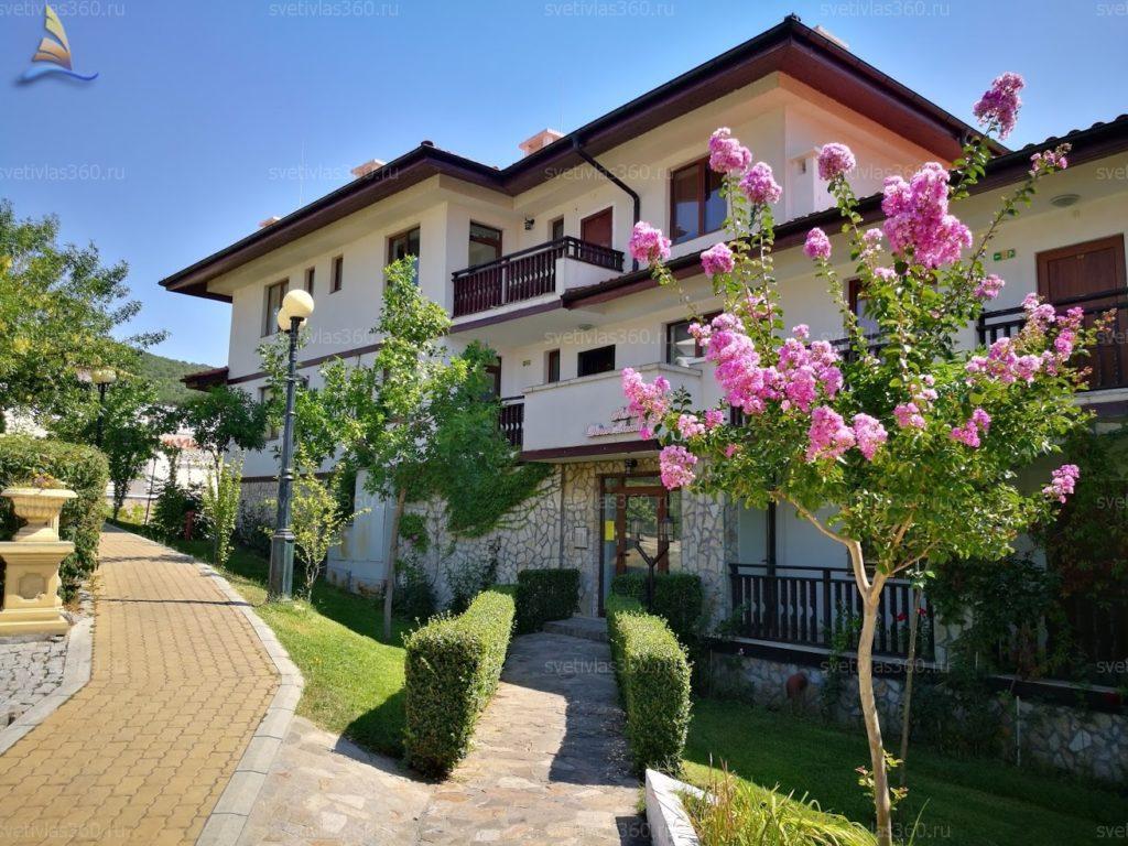 Апартаменты Святой Влас Болгария для аренды