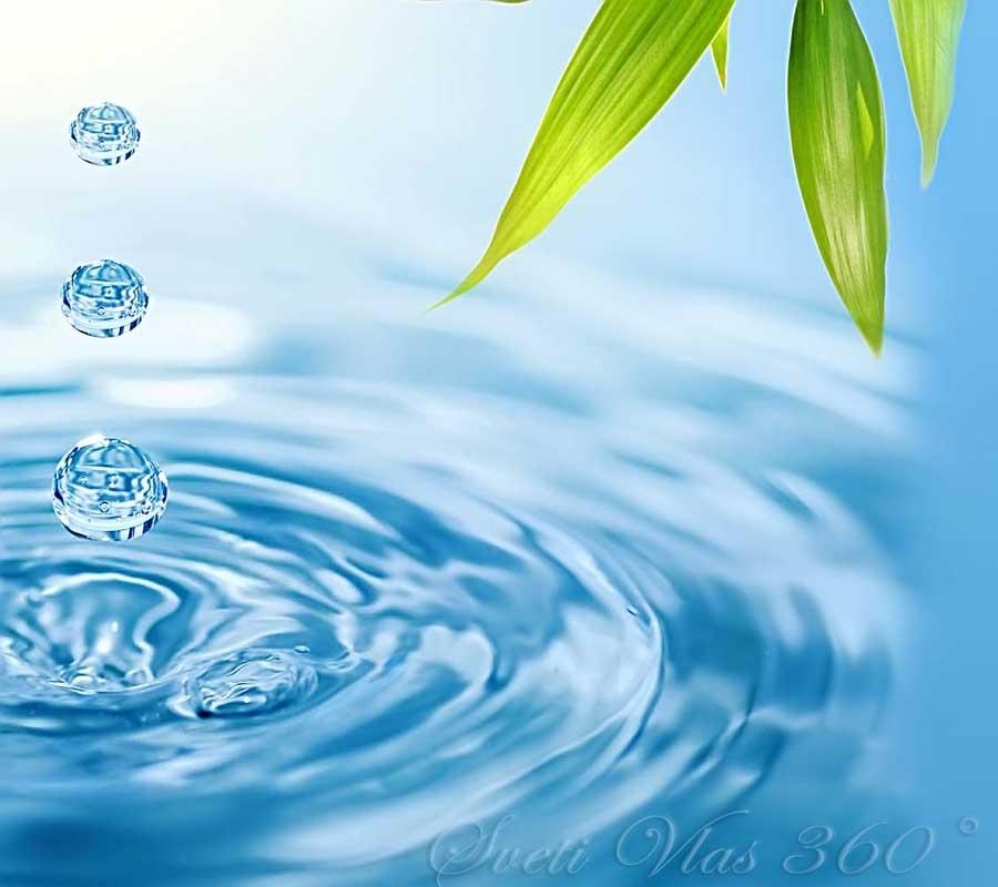 Чистая вода. Очистные сооружения