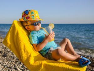 Пляжный сезон в Болгарии