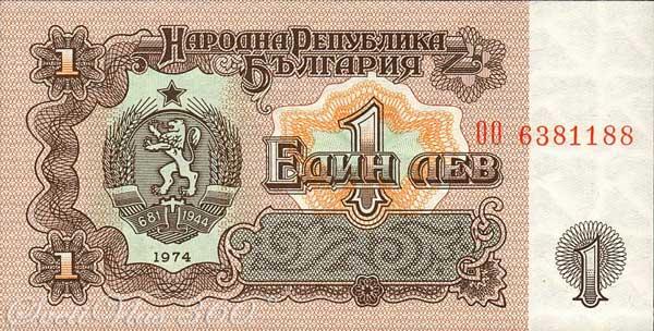 Валюта Болгарии, с какой валютой ехать в болгарию