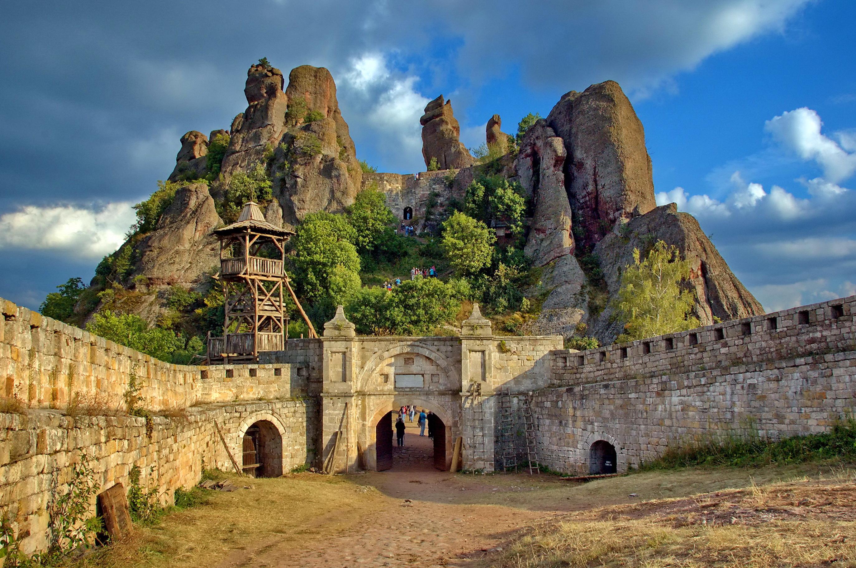 Горы Белоградчик Болгария