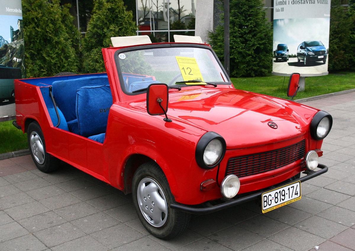 Фестиваль раритетных машин в Велико Тырново