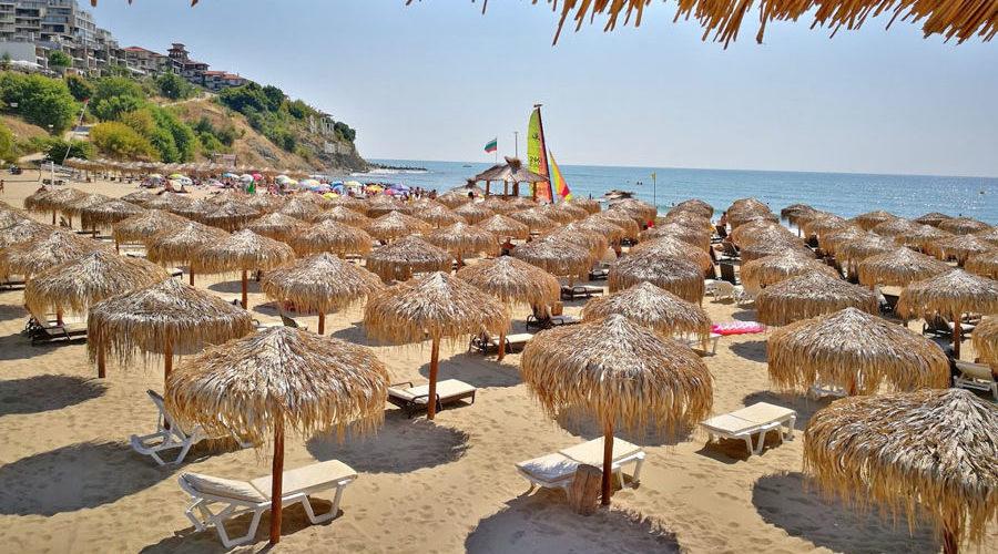 Пляж Венид Святой Влас