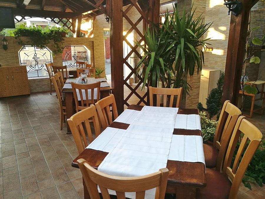 Ресторан Котва