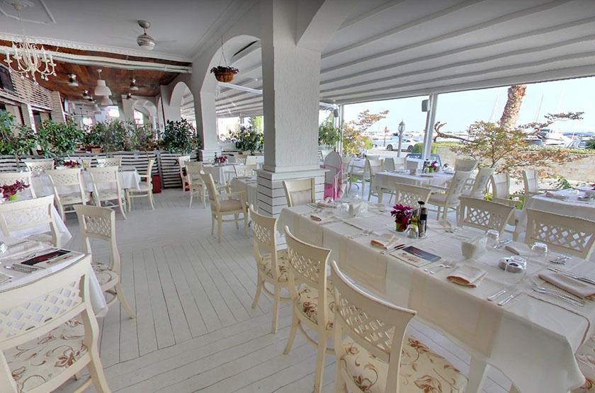 Ресторан Мари Иванна Святой Влас