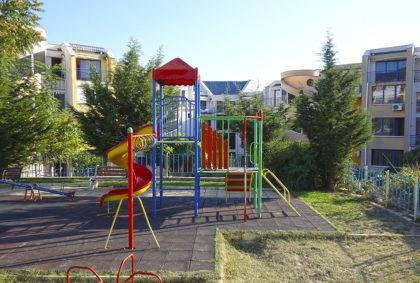 Детская площадка в Святом Власе