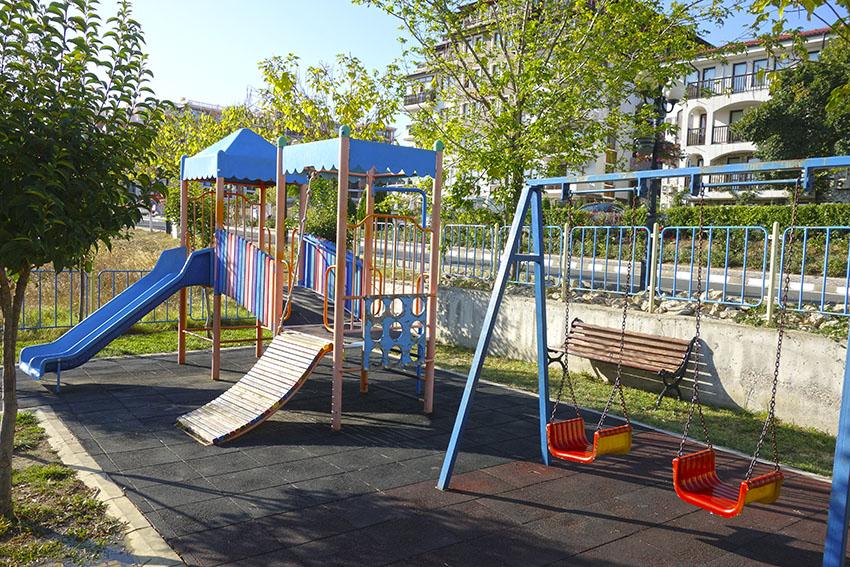 Детская площадка Святой Влас