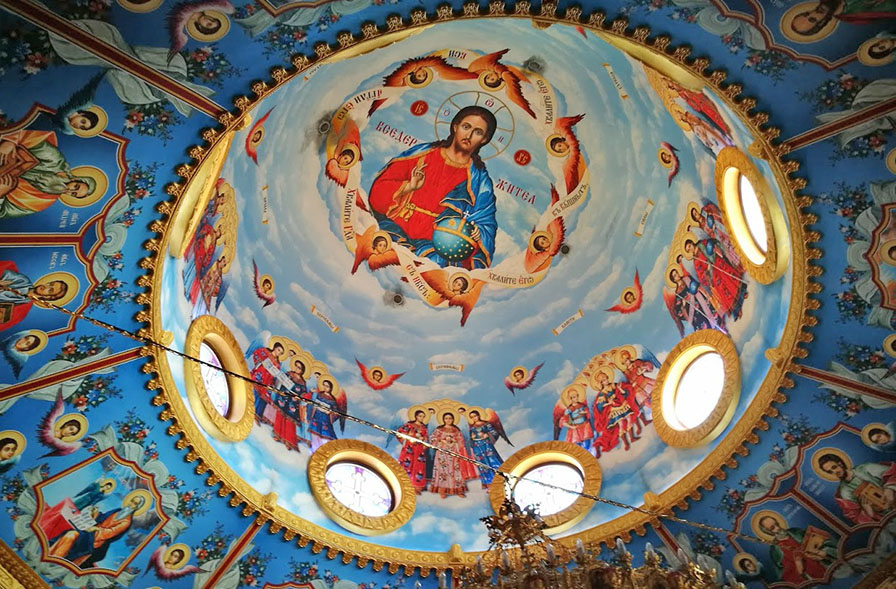 Храм Светой Власий Святой Влас в Болгарии