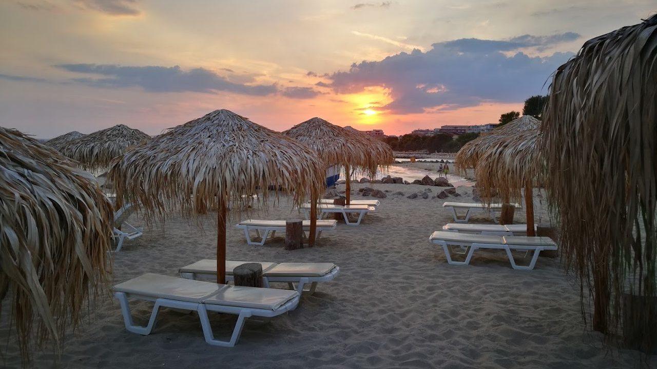 Море и пляжи Святого Власа
