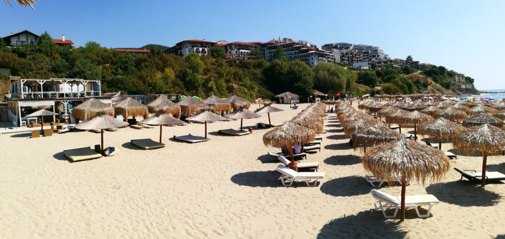 Пляж Венид Святой Влас Болгария
