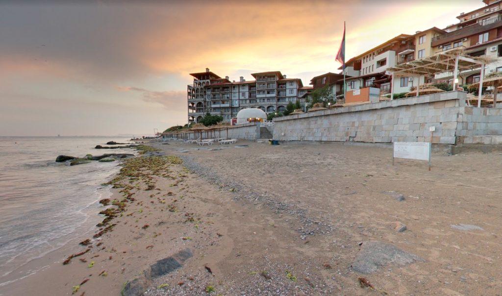 Святой Влас Пляж Восточный