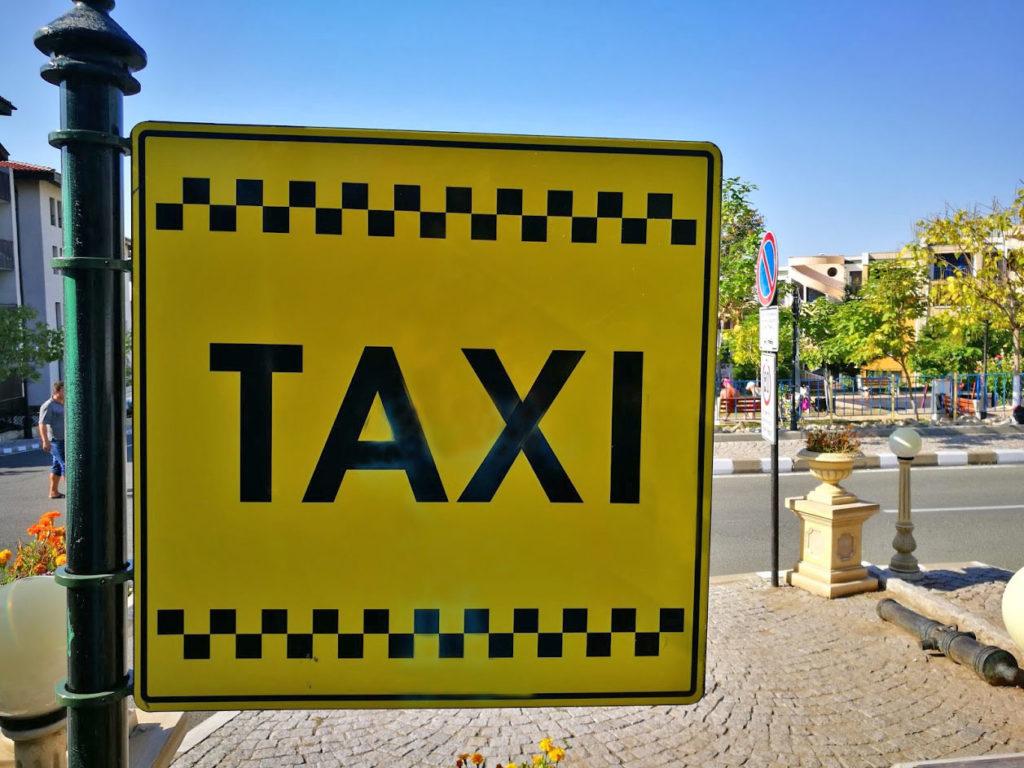 Такси Святой Влас Болгария
