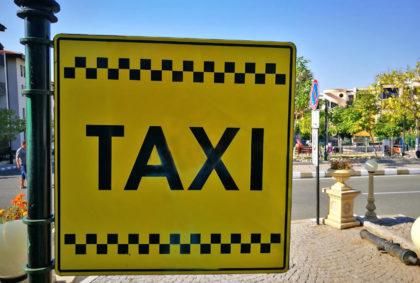 Такси из аэропорта Бургас