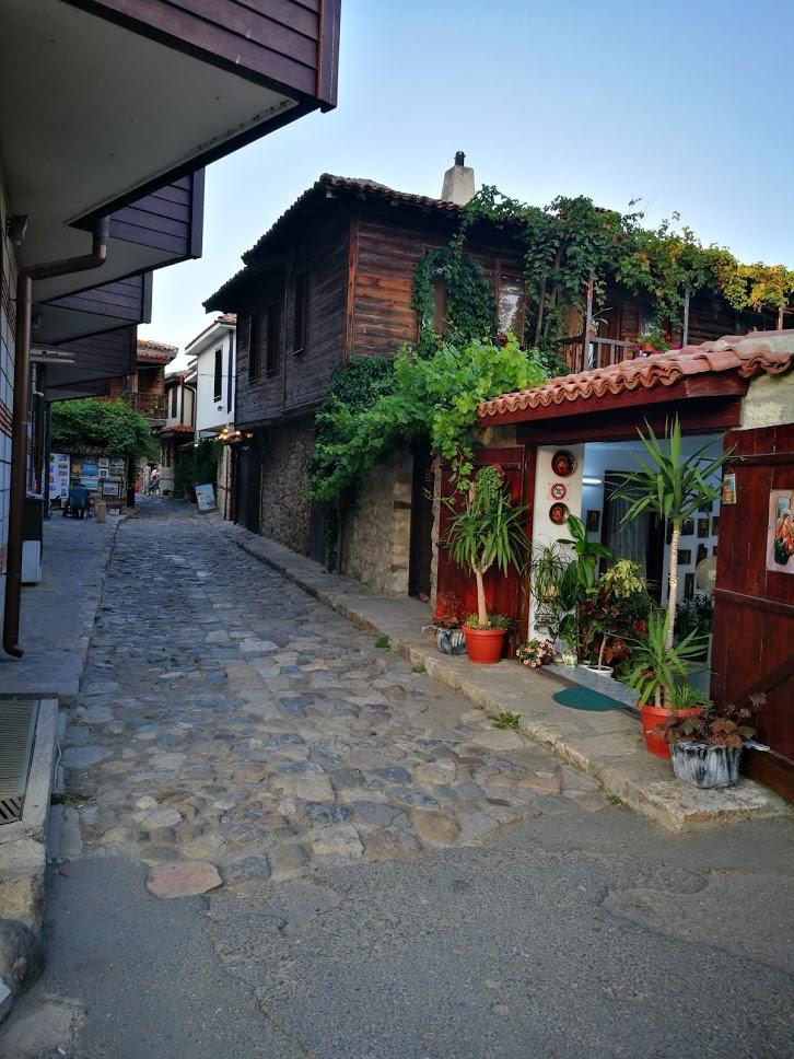 Архитектура старого Несебра