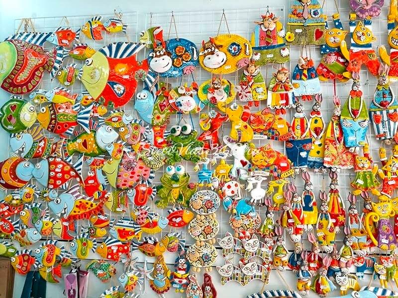 керамика из Пловдива