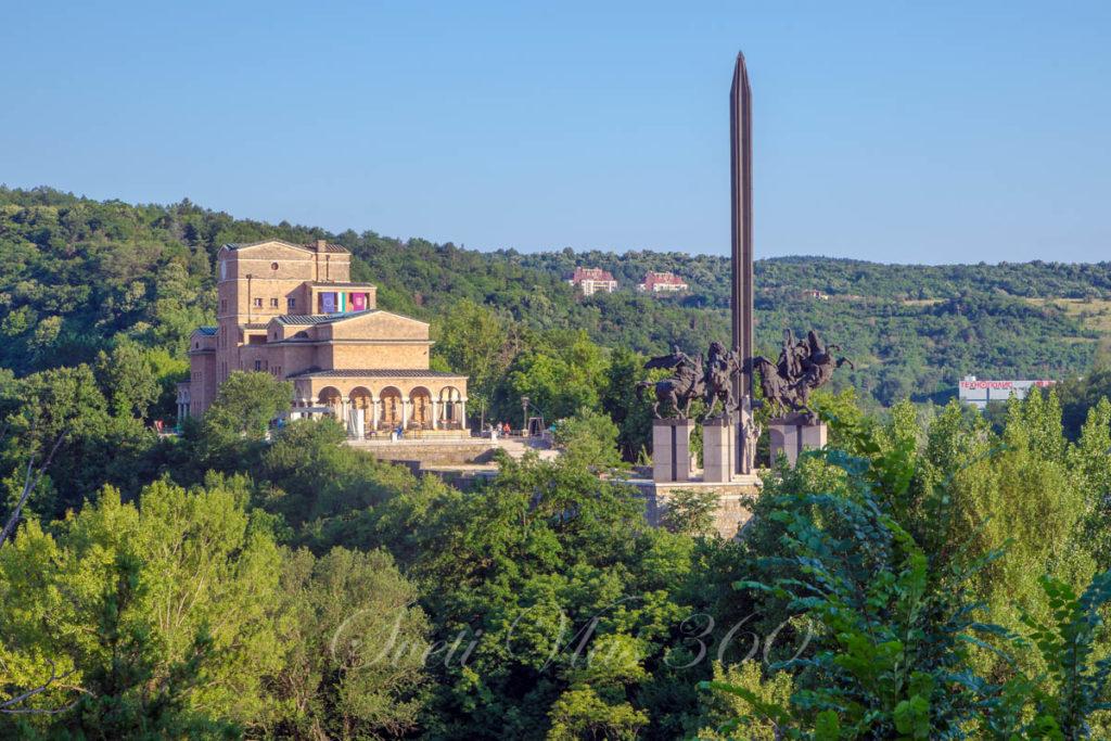 Велико Тырново, Достопримечательности Болгарии