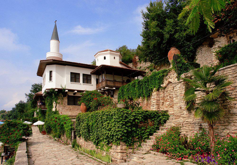 Дворец румынской королевы Балчик