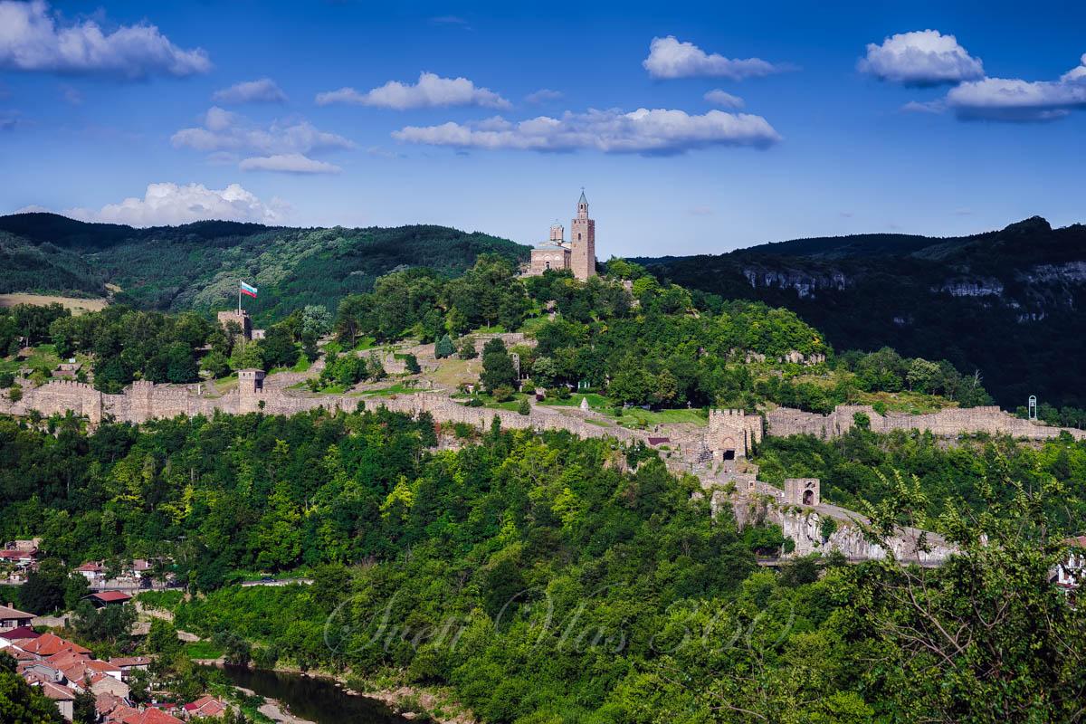 Замок Велико Тырново