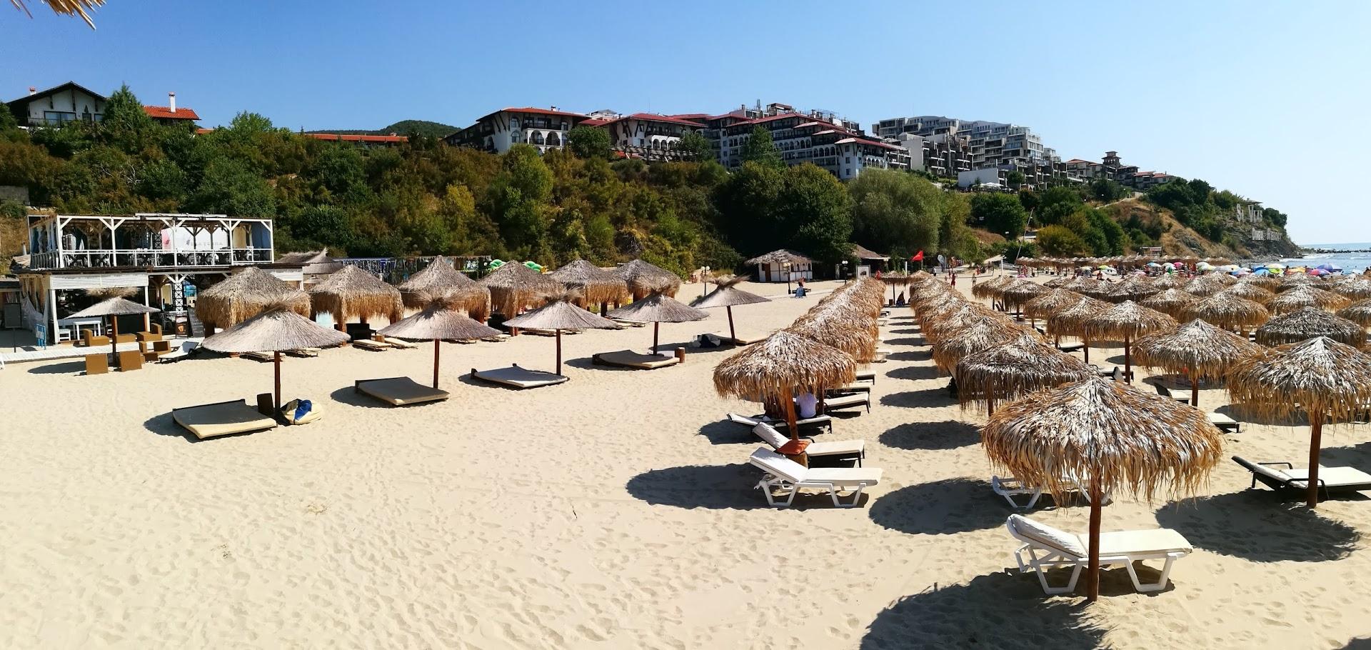 оттенок пляжи святой влас фото был