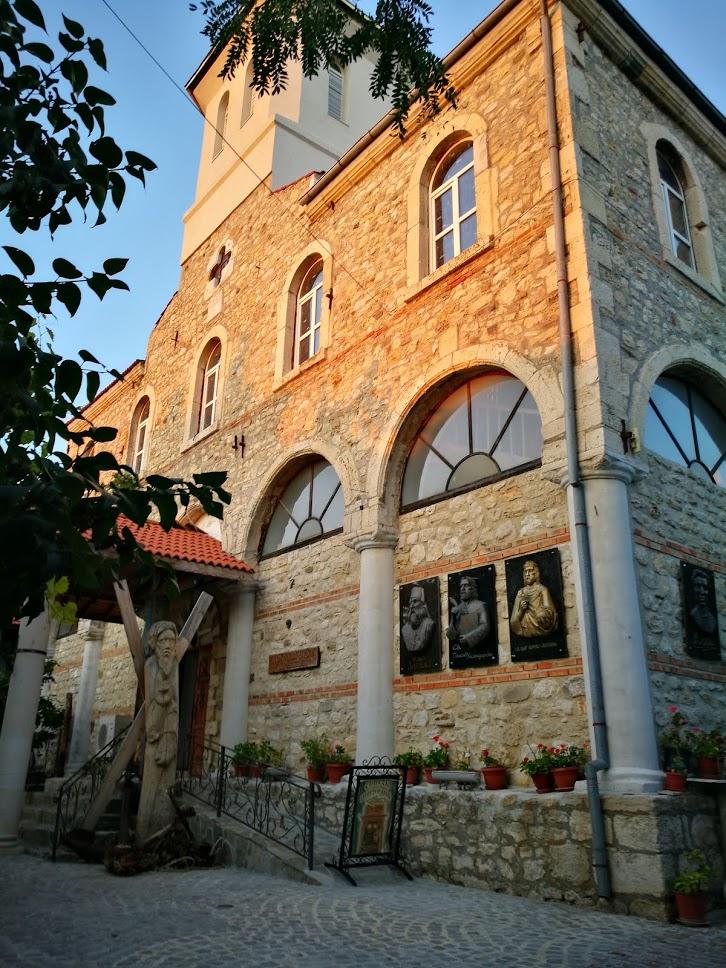 церковь-музей Успения Пресвятой Богородицы
