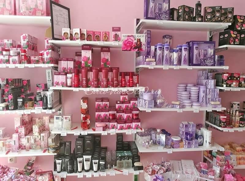 Купить болгарскую косметику в магазине в москве аптечная косметика купить